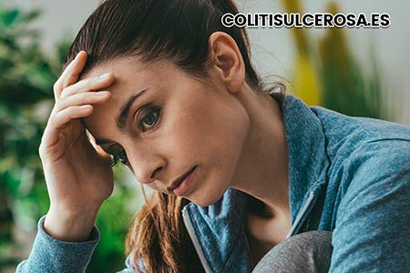 Se supone que el estrés no causa colitis ulcerosa
